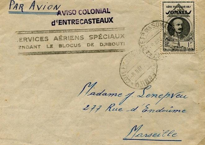* D'ENTRECASTEAUX (1933/1948) * 41-1110