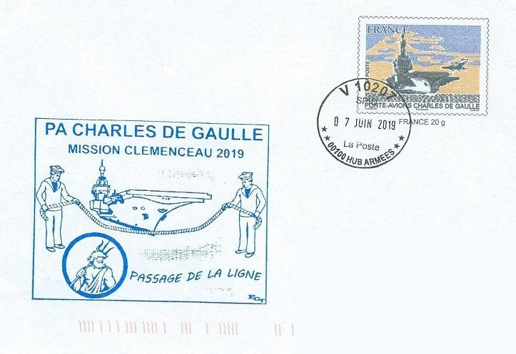 * CHARLES DE GAULLE (2001/....) * 411_0010