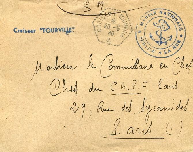 * TOURVILLE (1929/1962) * 415_0014