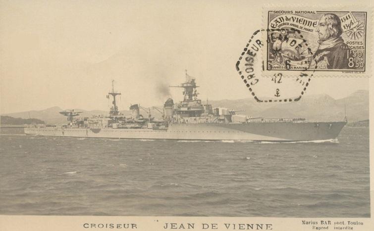 * JEAN DE VIENNE (1937/1942) * 42-0610
