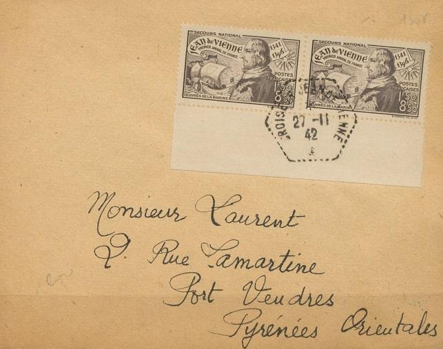 * JEAN DE VIENNE (1937/1942) * 42-1110