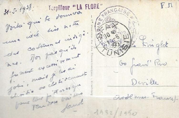 * LA FLORE (1937/1950) * 421_0014