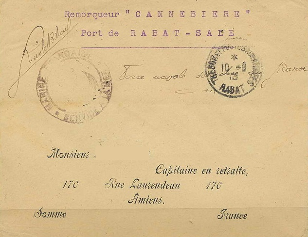* CANEBIERE (1911/1920) * 429_0010