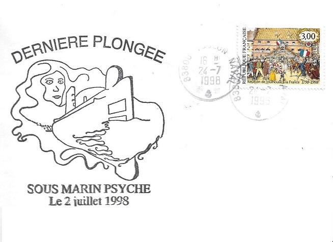 * PSYCHÉ (1970/1998) * 430_0012