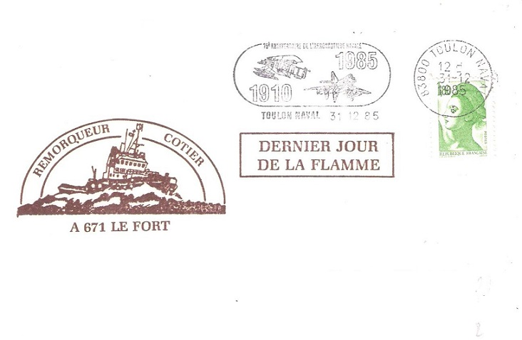 * LE FORT (1971/2002) * 441_0011