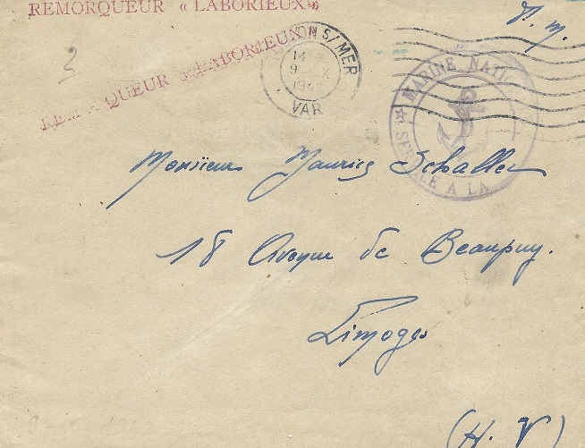 * LABORIEUX (1930/1948) * 445_0011