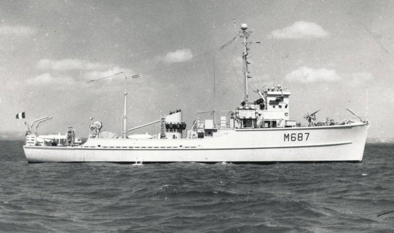 * MIMOSA (1955/1982) * 449_0016