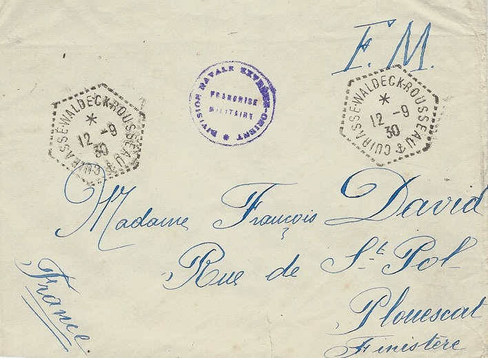 * WALDECK-ROUSSEAU (1910/1936) * 452_0011