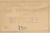 * LE TERRIBLE (1935/1962) * 455_0011