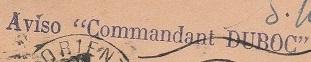 * COMMANDANT DUBOC (1939/1963) * 46-0410