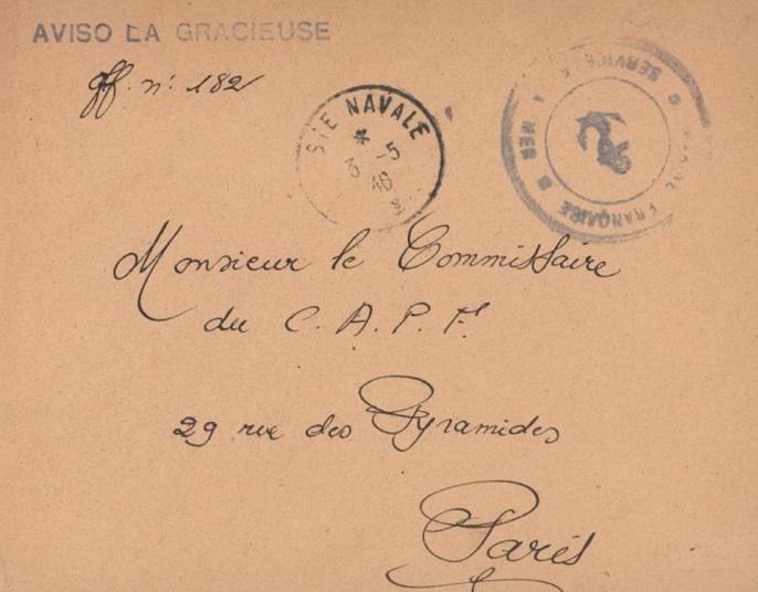 * LA GRACIEUSE (1940/1958) * 46-0510