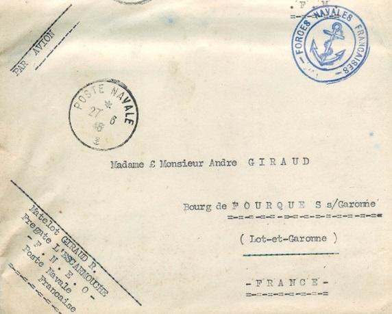 * L'ESCARMOUCHE (1944/1961) * 46-0610