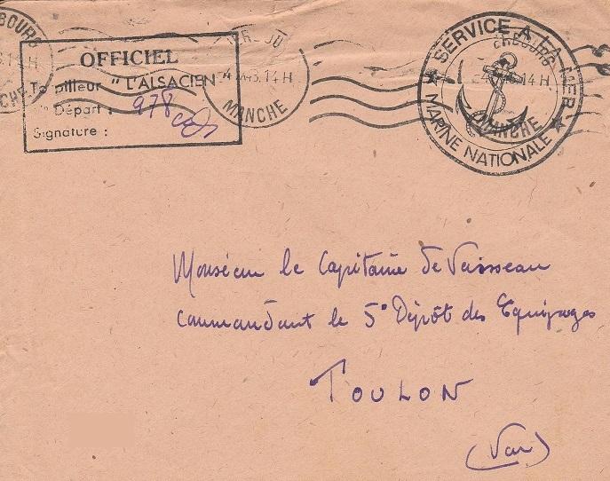 * L'ALSACIEN (1949/1954) * 46-1010