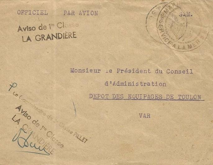 * LA GRANDIÈRE (1940/1959) * 465_0013