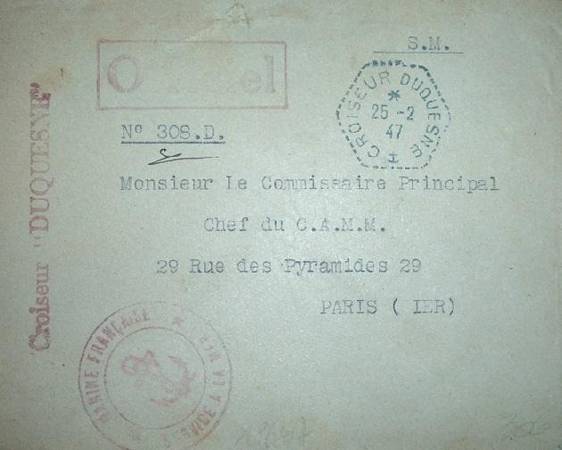 * DUQUESNE (1929/1955) * 47-0210
