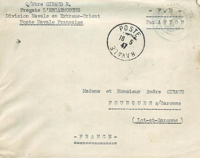 * L'ESCARMOUCHE (1944/1961) * 47-0510