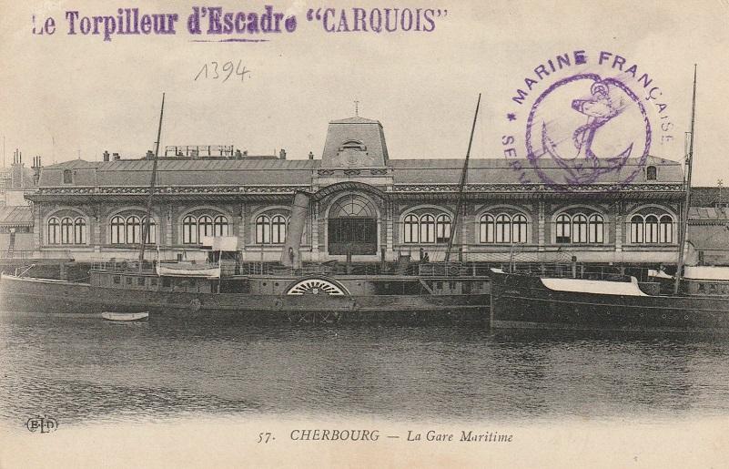 * CARQUOIS (1908/1930) * 478_0012