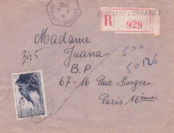 * LORRAINE (1916/1953) * 48-0411