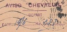 * CHEVREUIL (1940/1959) * 48-0611