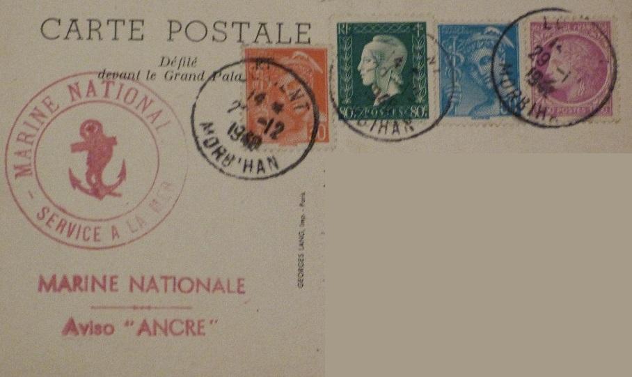 * ANCRE (1947/1960) * 48-1210