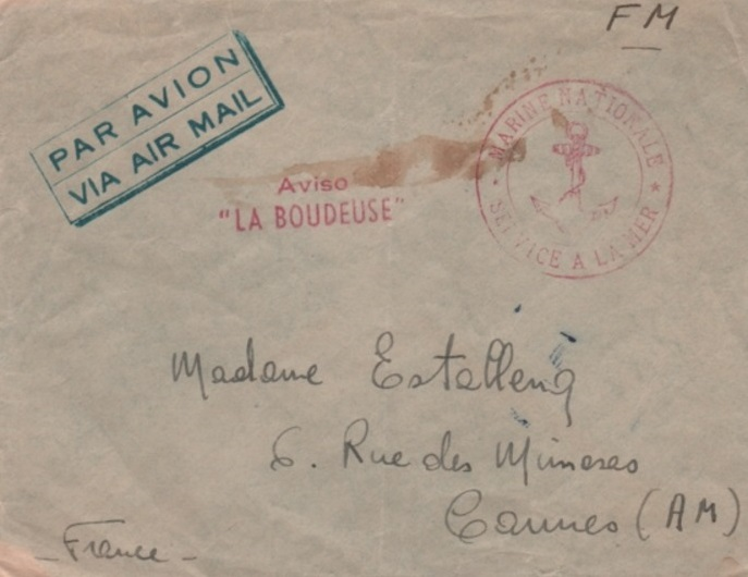 * LA BOUDEUSE (1940/1958) * 49-1111