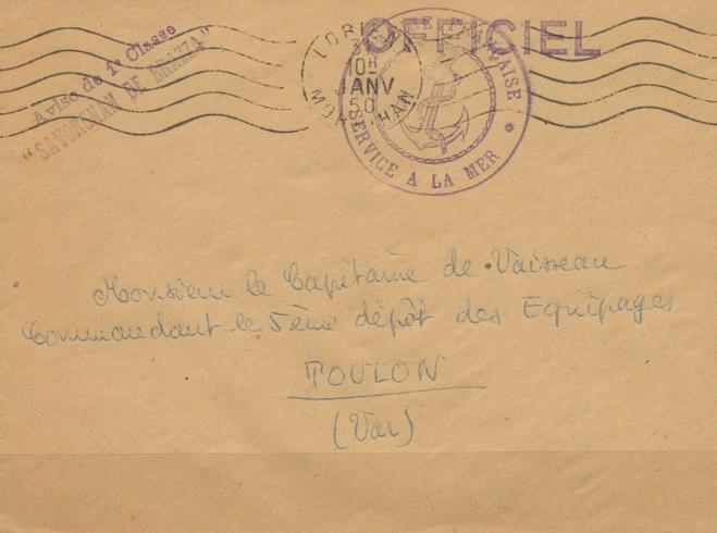 * SAVORGNAN DE BRAZZA (1933/1957) * 50-0111