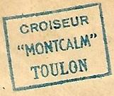 * MONTCALM (1937/1969) * 50-0510