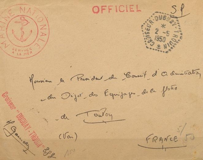 * DUGUAY-TROUIN (1927/1952) * 50-0513