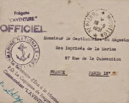 * L'AVENTURE (1944/1962) * 51-0910