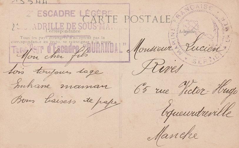 * DURANDAL (1899/1919) * 518_0014