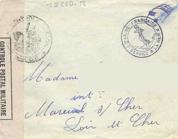 * LE CORSAIRE (1940/1942) * 519_0011