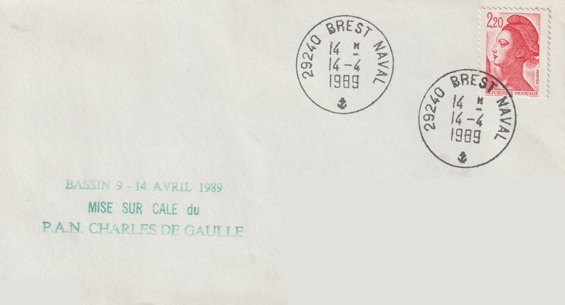 * CHARLES DE GAULLE (2001/....) * 521_0010