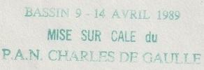 * CHARLES DE GAULLE (2001/....) * 521_0011