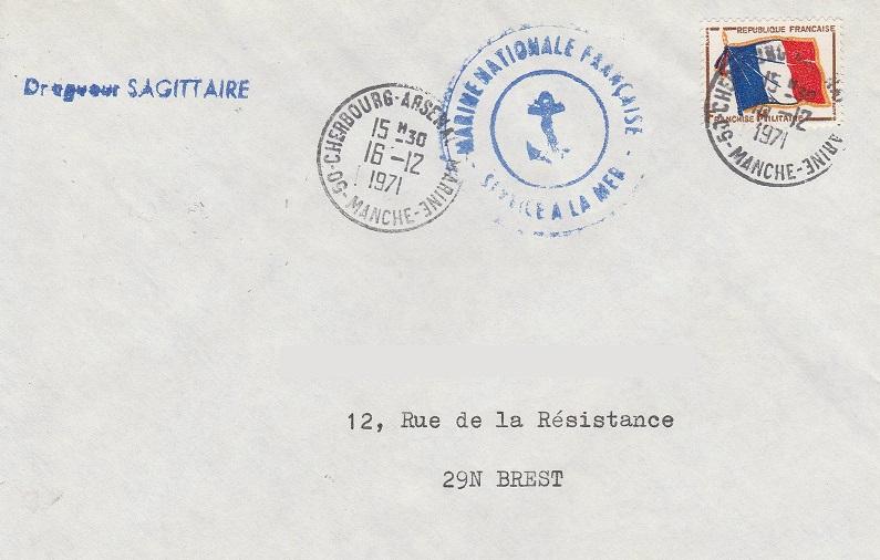 * SAGITTAIRE (1955/1980) * 528_0012