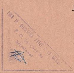 * COMMANDANT DELAGE (1939/1960) * 53-0910