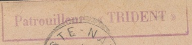 * TRIDENT (1951/1956) * 53-1110