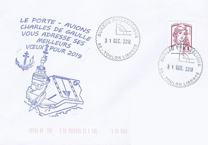 * CHARLES DE GAULLE (2001/....) * 538_0013