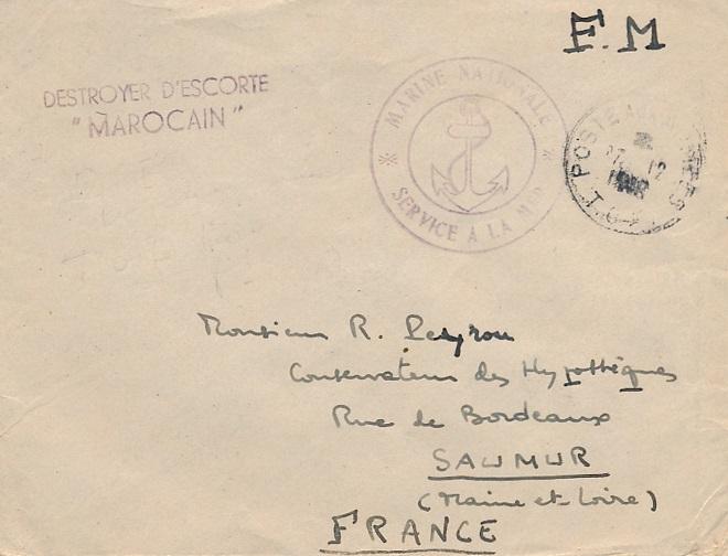 * MAROCAIN (1944/1964) * 539_0012