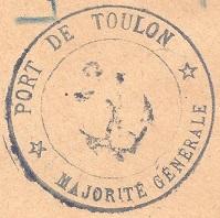 * TOULON * 54-0710