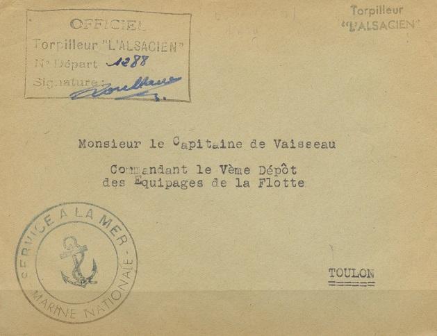 * L'ALSACIEN (1949/1954) * 540_0011