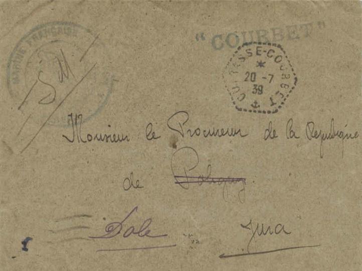 * COURBET (1913/1944) * 549_0010