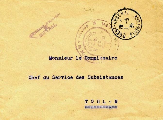 * MISTRAL (1927/1950) * 551_0012