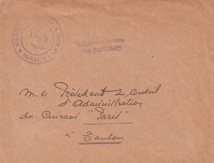 * LE FORTUNÉ (1928/1950) * 559_0012