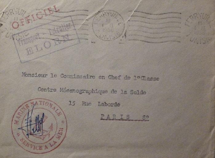 * ÉLORN (1931/1958) * 56-210