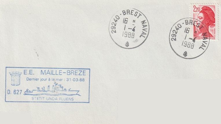 * MAILLÉ-BRÉZÉ (1957/1988) * 560_0010