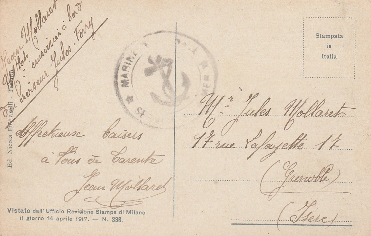 * JULES FERRY (1906/1927) * 566_0012