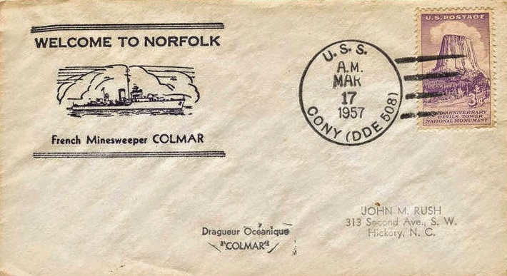 * COLMAR (1957/1979) * 57-0311