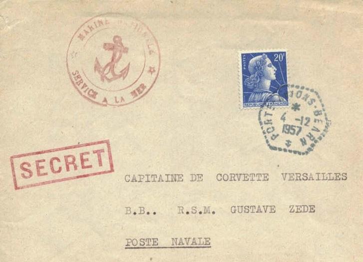 * BÉARN (1928/1967) * 57-1211