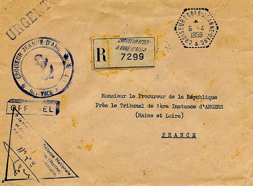 * JEANNE D'ARC (1931/1964) * 572_0013