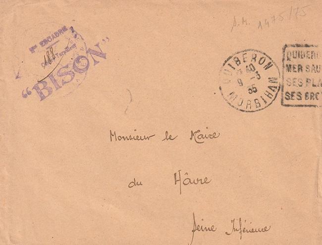 * BISON (1930/1940) * 573_0010
